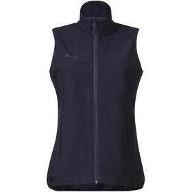 Bergans Ramberg Softshell Vest Women Dark Navy/Night Blue
